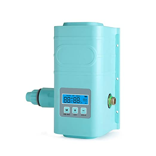 DDSTAR Temporizador de Agua del Grifo Controlador del Sistema de ...