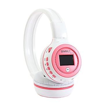 LUFA HIFI Auriculares estéreo Bluetooth inalámbrico auricular ...