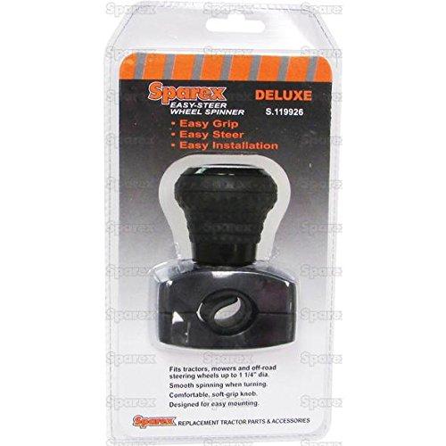Sparex Deluxe Easy-Steer Wheel Spinner up to 1-1/4