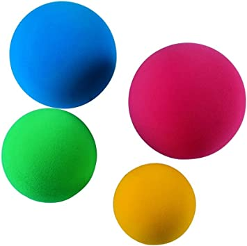 Amaya-Pelota Foam Ø 210 mm, Color Surtido 443100: Amazon.es ...