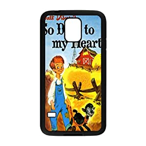 Malcolm So dear to my heart Case Cover For samsung galaxy S5 Case
