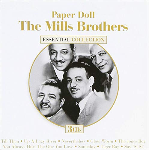 75 Greatest Hits of The Mills Brothers (3 CD Boxset)