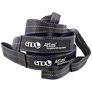 ENO – Eagles Nest Outfitters Atlas Hammock Straps, Suspension System