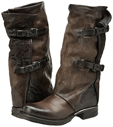 san francisco aeb64 d888a Airstep Women's Saint Metal 717393 Boots Brown Marron (Choco ...