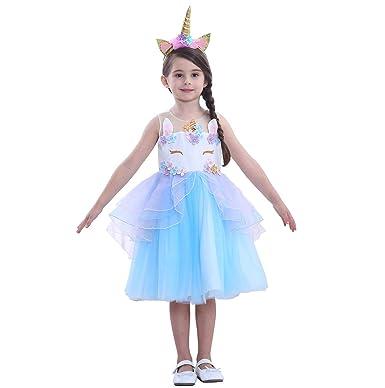 Das Beste Das Beste Einhorn Prinzessin Kostum Fur Kinder Einhorn