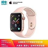 Apple Watch Series 4 MTVG2CH/A 智能手表(GPS+蜂窝网络款 40毫米 金色铝金属表壳 粉砂色运动型表带)官方授权 全新国行 顺丰发货 含税带票 可开16% 专票