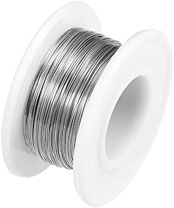 uxcell 28 Gauge Resistance Wire Wrapping 131ft Nichrome Heating Resistor Wires