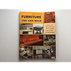 Furniture YOU Can Build a Sunset Book