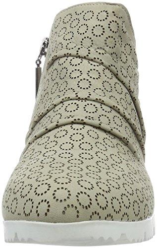 GERRY WEBER Anna 04, Sneaker Alte Donna Beige (Offwhite)
