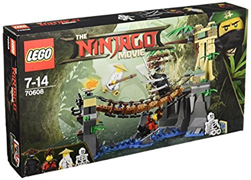 LEGO Ninjago Movie 70608 – Master Falls