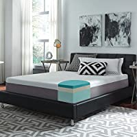 Slumber Solutions Choose Your Comfort 12-inch California King-size Gel Memory Foam Mattress Medium