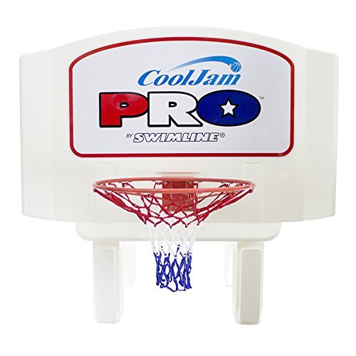 Swimming Pool Basketball Hoop Portable Water Sport Game With Ball With Ebook