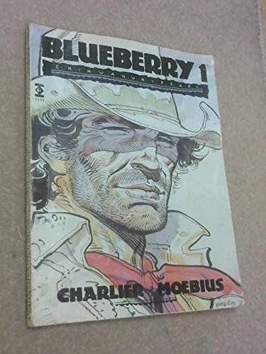 blueberry tome 10 general tete jaune