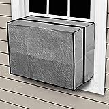 Comfort Zone Czac2 Heavy Duty Outdoor Window Air Conditioner Cover, 18X27X16