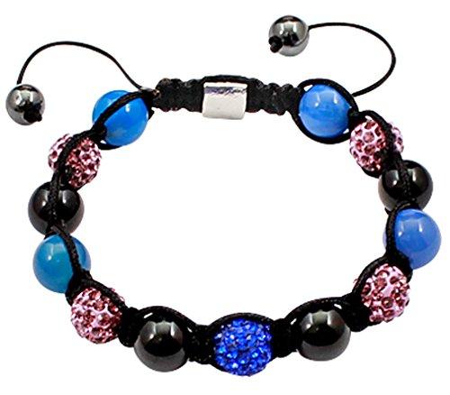 mixed bead bra - 4