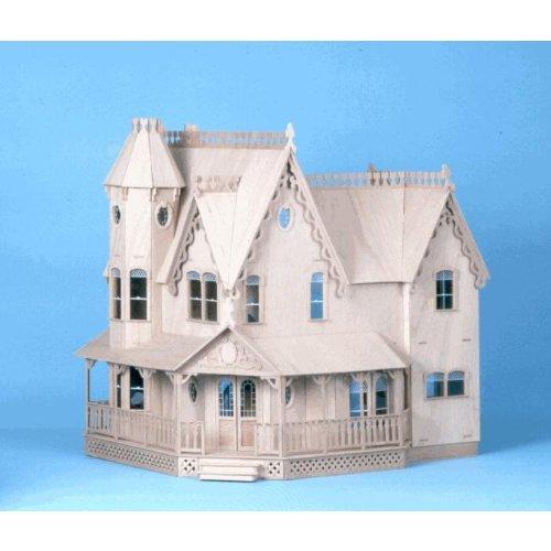 Victorian Dollhouse Kits: Amazon.com