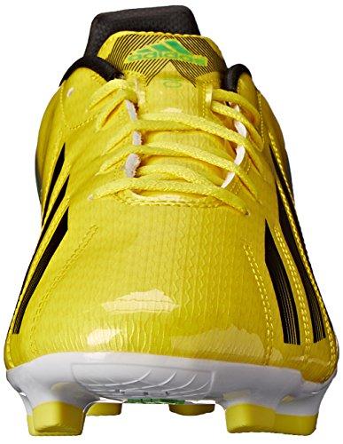 Adidas Menns F10 Trx Fg Fotball Klamp Lys Gul / Svart / Hvit