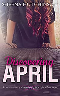 Discovering April by Sheena Hutchinson ebook deal