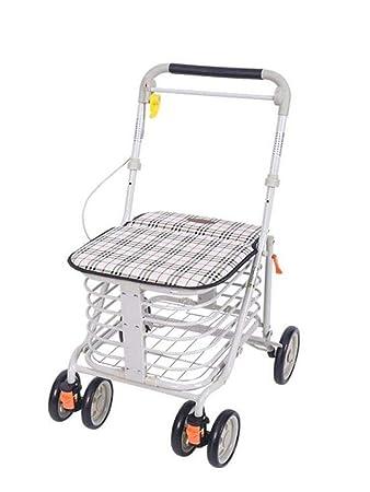 Amazon.com: Marco de paseo, asiento, carrito, carrito de la ...