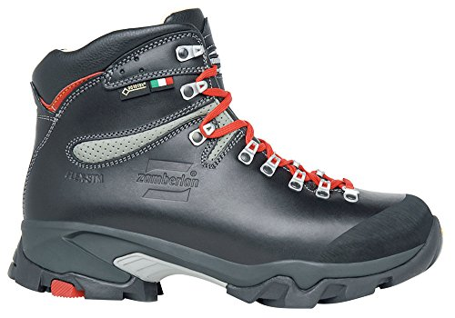 Image of Zamberlan - 1996 VIOZ Lux GTX rr - Leather Backcountry Boots - Waxed Black - 12