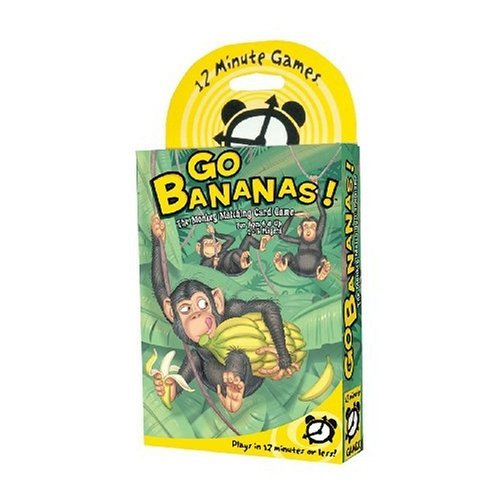 Go Bananas! [並行輸入品] B07QWVJMQW