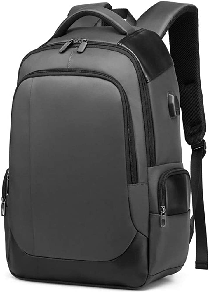 Travel Laptop Backpack,College School Backpack for Mens and Women with USB Charging Port