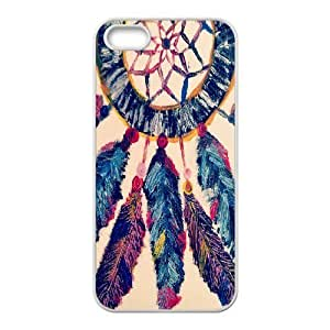 Customized case Of Dream Catcher Hard Case for iPhone 5,5S by icecream design