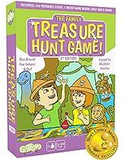 Gotrovo Treasure Hunt Juego-Diversión Idioma Inglés
