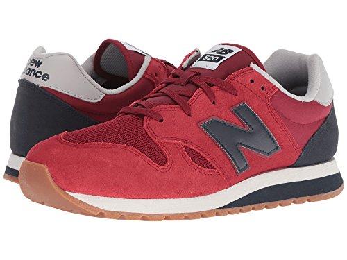 用心豊かにする医薬[new balance(ニューバランス)] メンズランニングシューズ?スニーカー?靴 U520v1