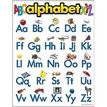 """Trend Enterprises Alphabet Learning Chart (1 Piece), 17"""" x 22"""""""