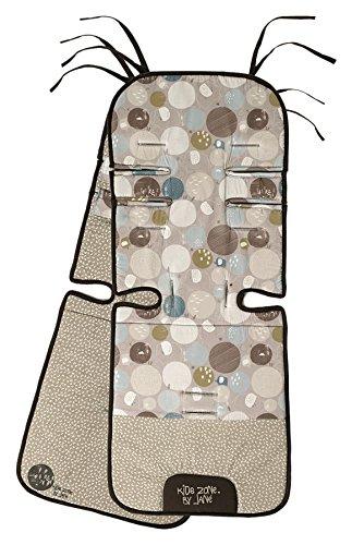 Jané - Colchoneta algodón reversible, diseño E.Bowl