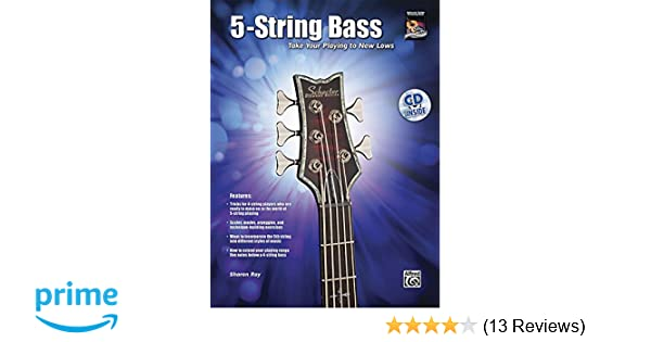 5-String Bass: Taking Your Playing to New Lows, Book & CD (National
