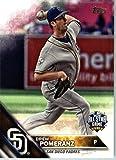2016 Topps Update #US236 Drew Pomeranz San Diego Padres Baseball All-Star Card