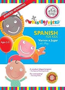 Spanish for Kids: Vamos a Jugar (Let's Play) [Import]
