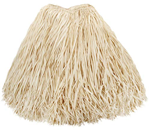 (Darice 1166-98 Raffia Table Skirt, 108 x 30