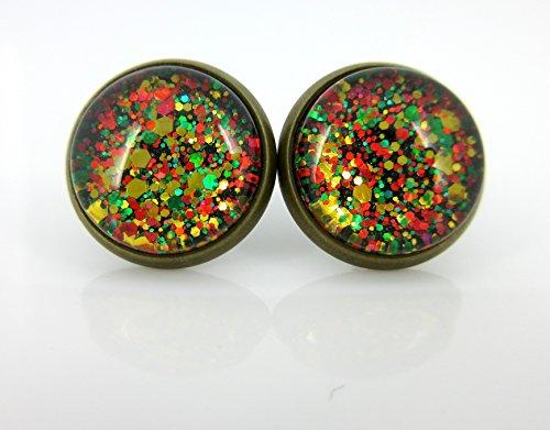 Hand Painted Earrings Jewelry - 8