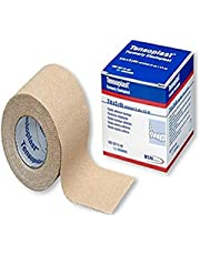 "BSN MEDICAL 010148 Tensoplast Elastic Athletic Tape, 2"" x 5 yd, Tan, Roll"