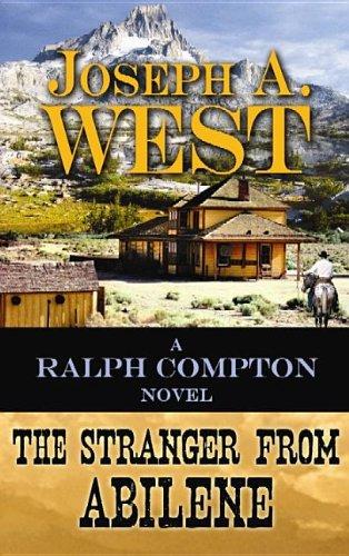 book cover of Stranger From Abilene