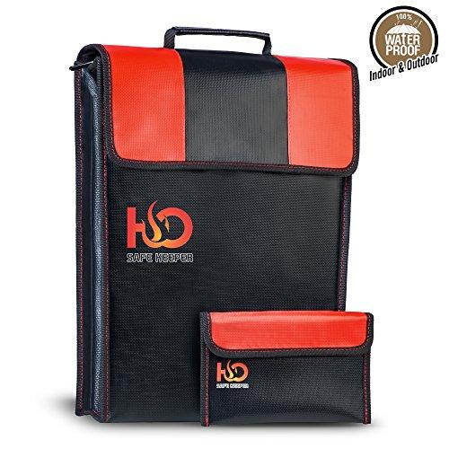 Fireproof Money Bag - 8