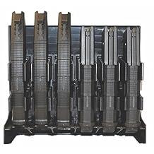 [Mag Storage Solutions] AK47/ AR-10 Magazine Holder Mag Holder Rack - Store & Organize 20-30 Round Magazines