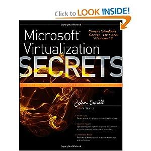 Microsoft Virtualization Secrets John Savill
