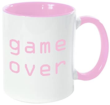 amazon com rikki knight game over just married funny quotes pink