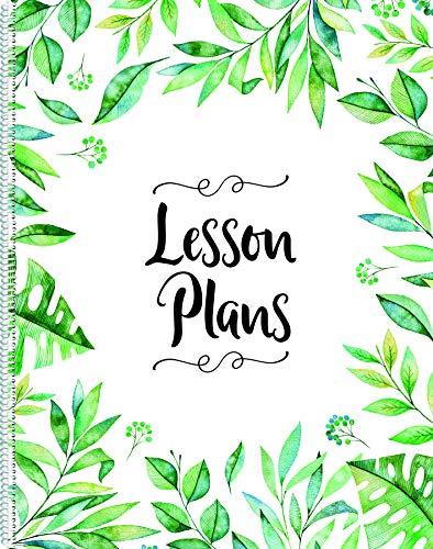 Creative Teaching Press Wispy Leaves Lesson Plan Book (8787) (Leaf Wispy)