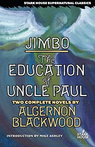 book cover of Jimbo / The Education of Uncle Paul