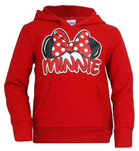 Disney Exclusive Kids Minnie Mouse Fleece Hoodie