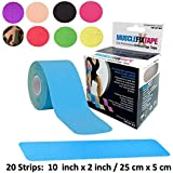 Kinesiology Therapeutic Tape Precut Roll | Recovery...
