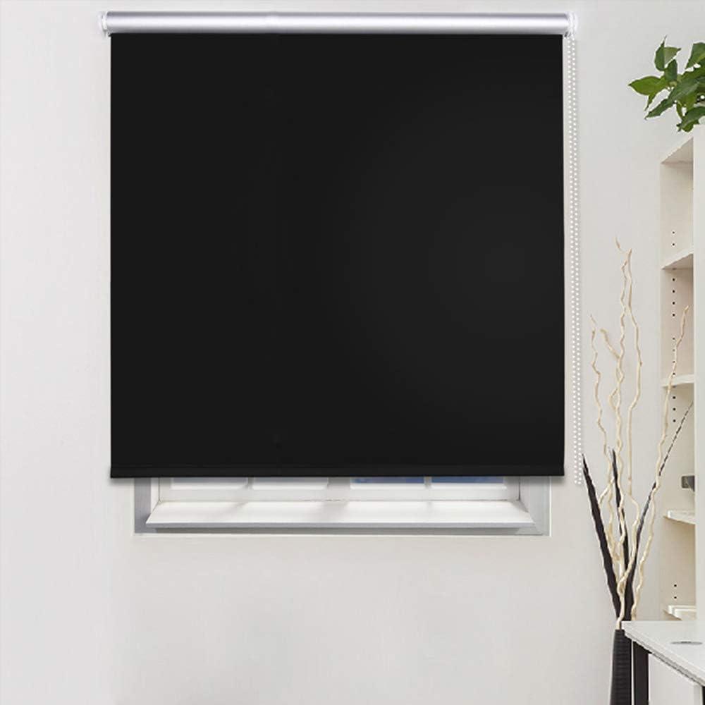 hengmei para ventanas (Protección Solar, con Cadena y fijación sin agujeros de antracita, tela metal, gris, 100 x 160 cm: Amazon.es: Hogar
