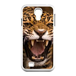 Samsung Galaxy S4 Cases, Jaguar Cases for Samsung Galaxy S4 {White}