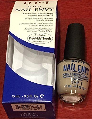 Nail Envy Strengthener (Nail Envy Matte Formula Nail Strengthener, 0.5 oz)