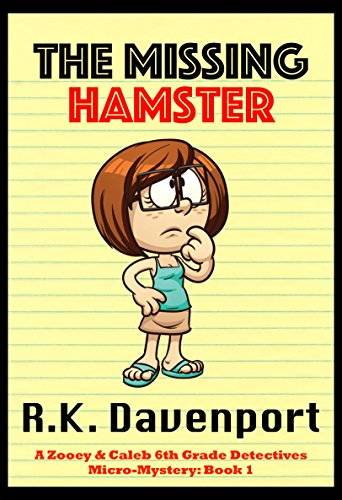 new style 8a899 2ce81 The Missing Hamster (Mystery Book for Kids Ages 6-8, 9-12